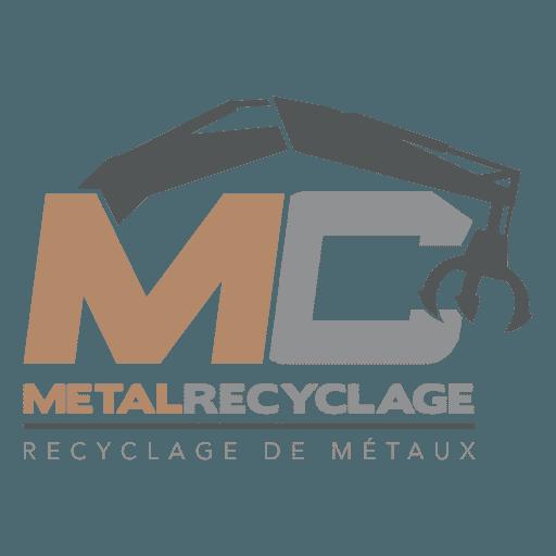 logo mc metal recyclage achat de métaux ferreux et non ferreux 95