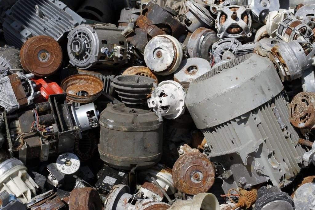 recyclage de moteurs électriques mc metal