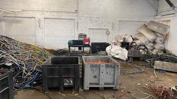 Cables Cuivre Achat De Cuivre 95 Mc Metal